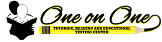 One on One Tutoring Service Logo