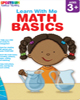 Spectrum Early Years - Learn With Me Math Basics Ages 3 - Up