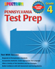 Spectrum Pennsylvania Test Prep Grade 4