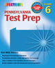 Spectrum Pennsylvania Test Prep Grade 6