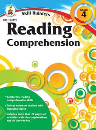 Skill Builders Reading Comprehension Grade 4