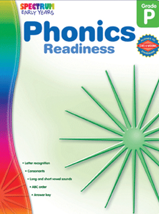 Spectrum Phonics Readiness P