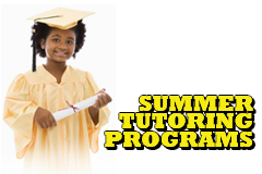 Summer Tutoring Programs